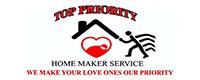 Website for Top Priority Homemaker Services