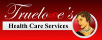 Website for Truelove's In Home Health Care, Inc.