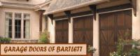 Website for Bartlett Garage Doors