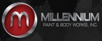 Website for Millennium Paint & Body Works, Inc.