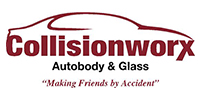 Website for Collisionworx Autobody & Glass