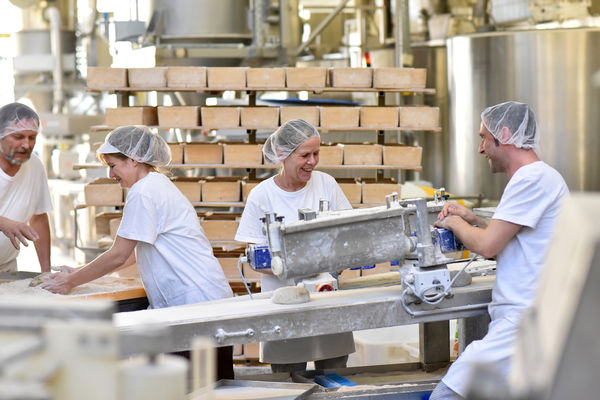 Industrial Bakery Workers