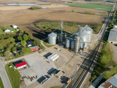 Grain operations based in Upper Sandusky, Ohio