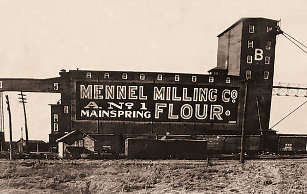 The original Mennel Milling Company
