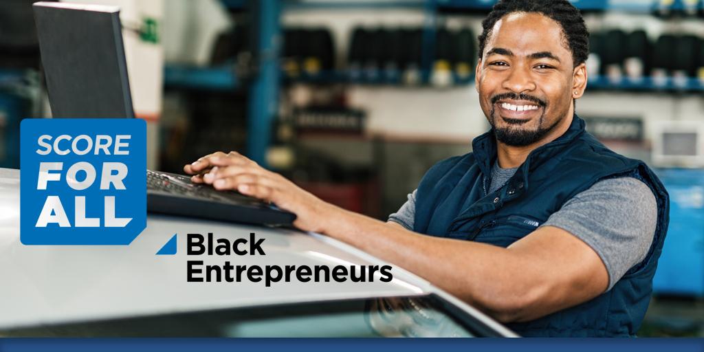SCORE for ALL - Black Entrepreneurs