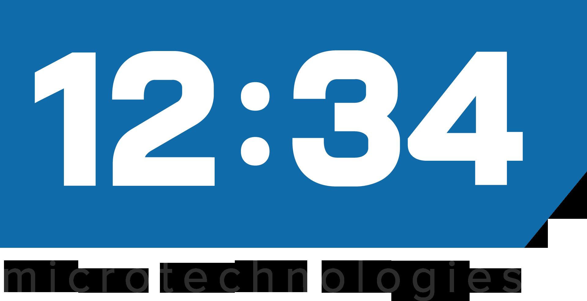 12:34 Micro Technology