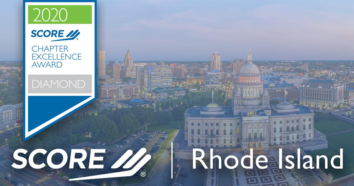 Rhode Island 2020 Diamond CHapter Award
