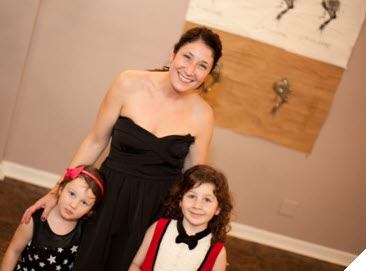 Lindsey Meyers of Beauty & Brawn Art Gallery and Think Space – Featured Business Owner