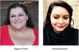 Tegan Pratt and Janina Rusiecki – Owners of MushMato and Featured Business Owners