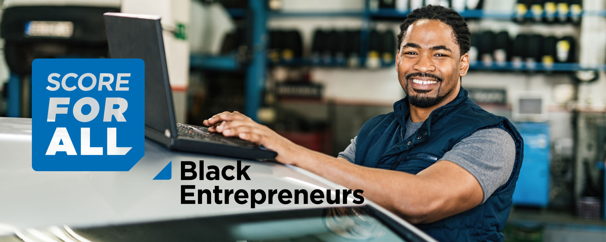 SCORE for Black Entrepreneurs