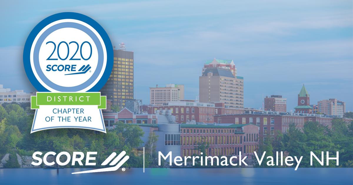 Merrimack Valley Platinum Award