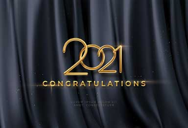 Small image showing congratulations text