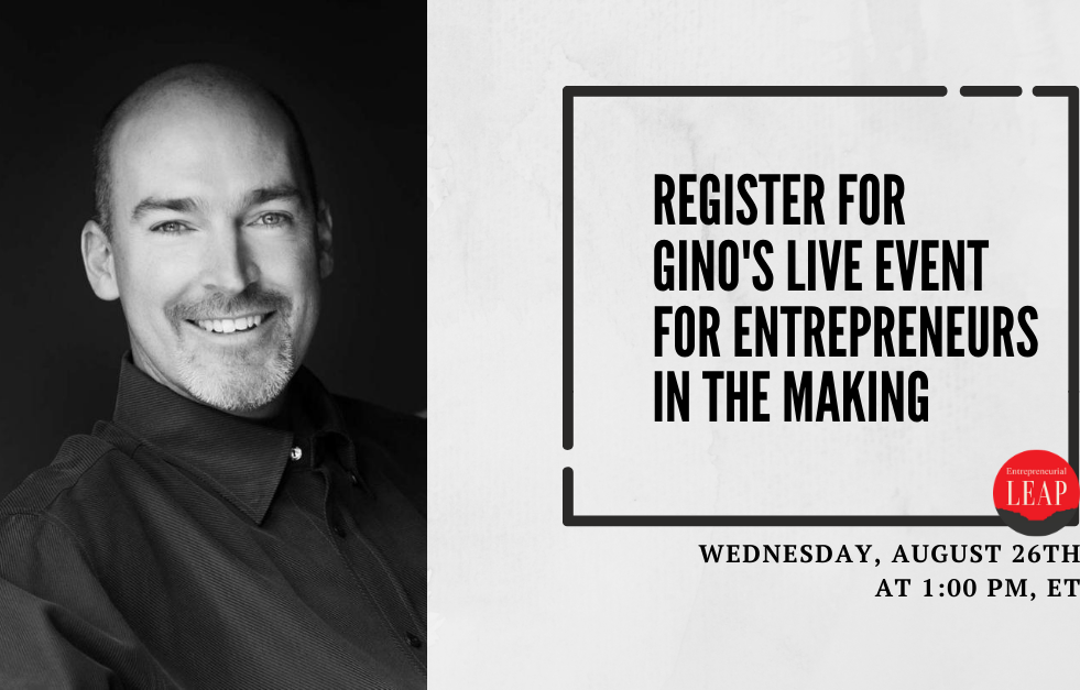 YOUTUBE LIVE EVENT: Find Out If You Have What it Takes to Be a Successful Entrepreneur