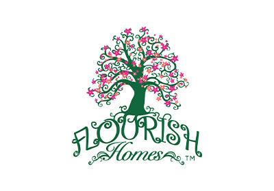 Flourish Homes Logo