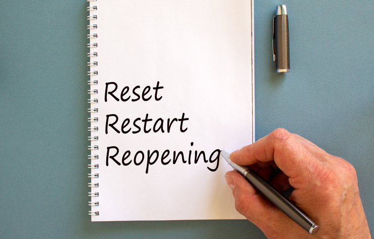 August 6: Reopening and Staying Open - How to Assess the Past 60 Days and Prepare for What's Next