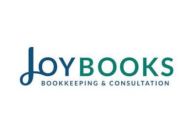Joy Books Bookkeeping and Consultation Logo