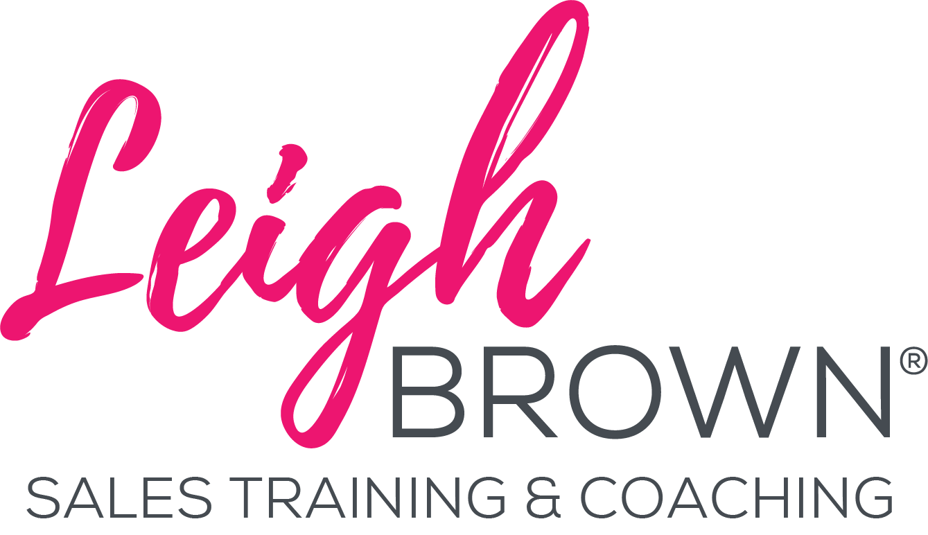 Leigh Brown Sales Training & Coaching