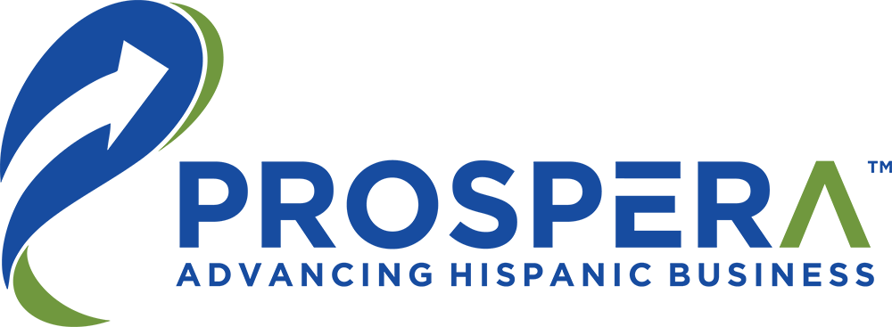 Prospera Advancing Hispanic Business logo
