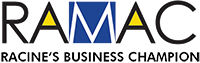 Racine Area Manufacturers and Commerce logo