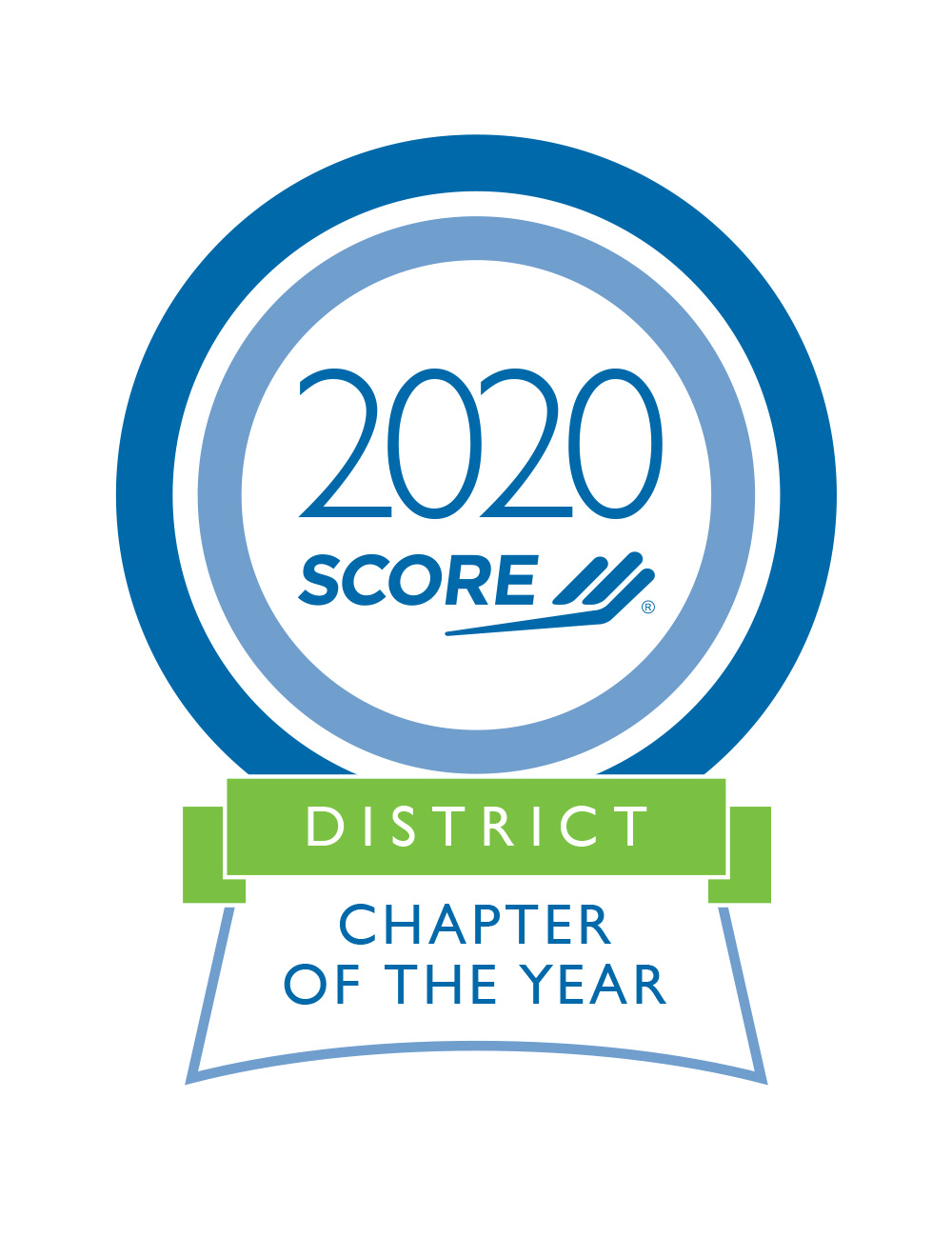 Bangor Chapter of the Year District