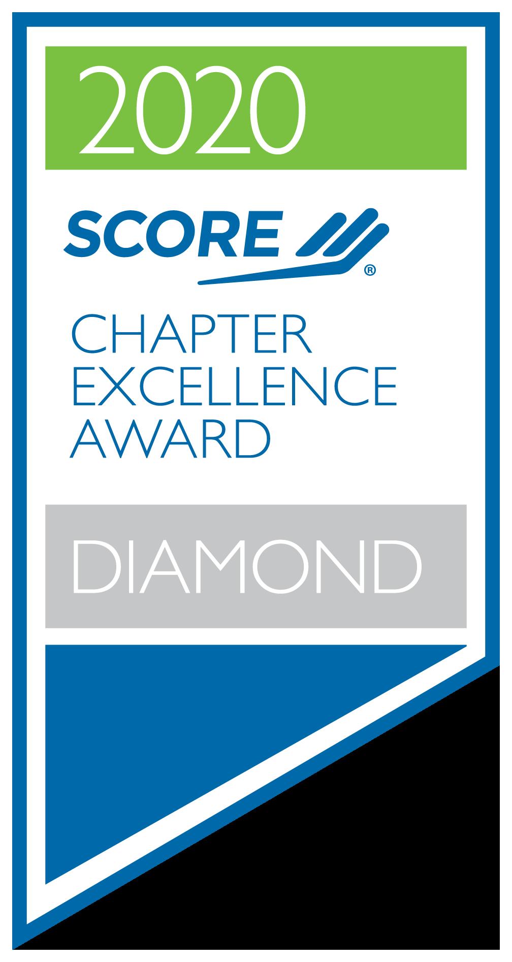 SCORE Manasota Diamond Chapter for 2020