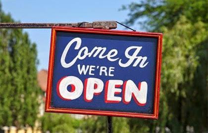 small biz open