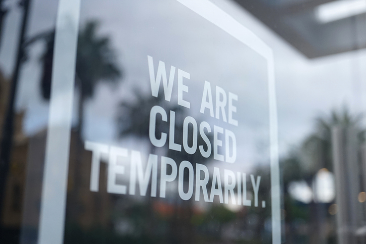 How to Temporarily Close a Business Due to COVID-19