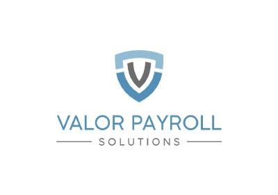 Valor Payroll Solutions Logo