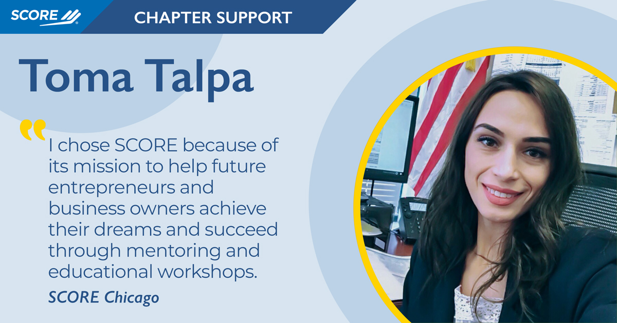 Volunteer Spotlight - Tolma Talpa