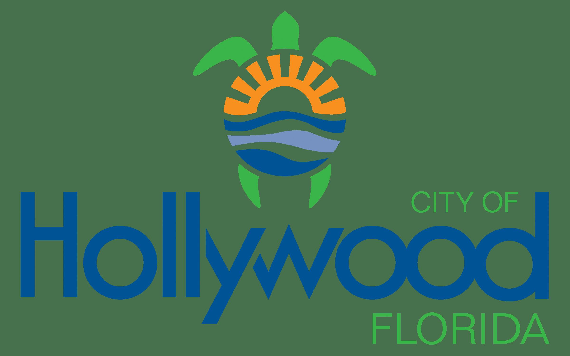 City of Hollywood Florida Logo