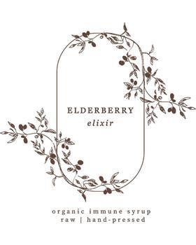 Elderberry Elixer