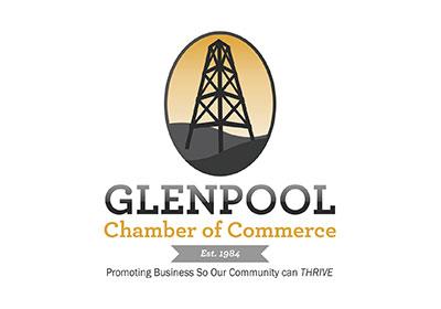 Glenpool Chamber of Commerce Logo