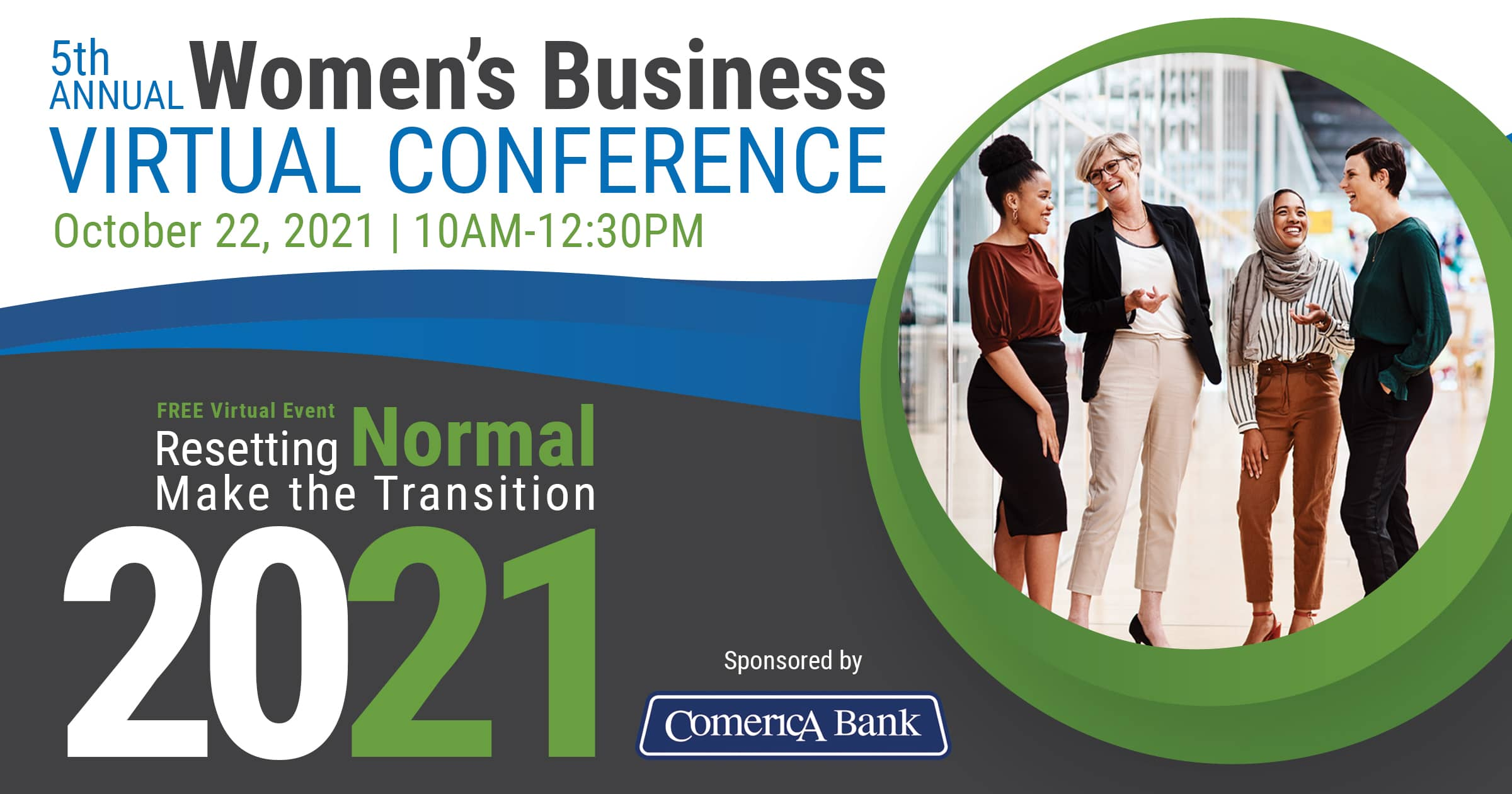 SCORE 5th Annual Women's Business Conference