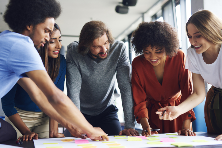 10 Ways to Promote Innovation in A Team Environment