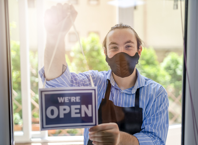 When is Your Business Ready to Reopen After the Covid Shutdown and How Can You Reopen Safely?