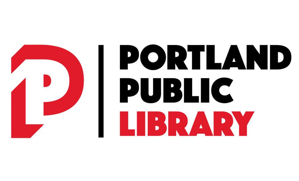 portland public library logo