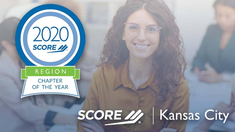 Kansas City 2020 Regional Chapter of the Year Award