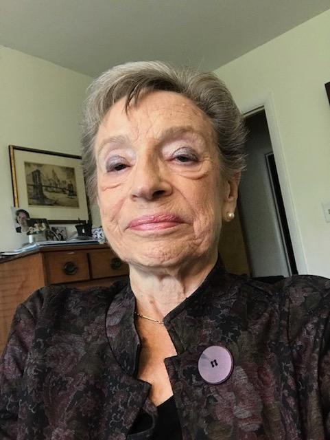 Maxine S Stern