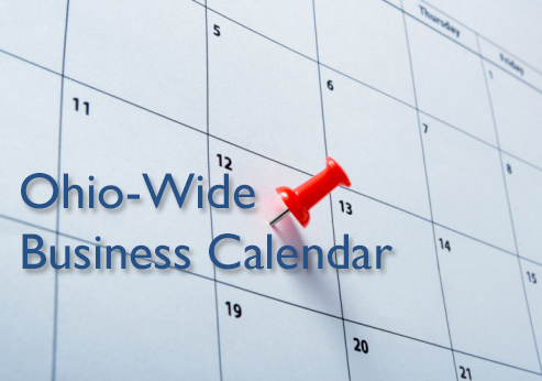 Ohio-Wide Business Calendar