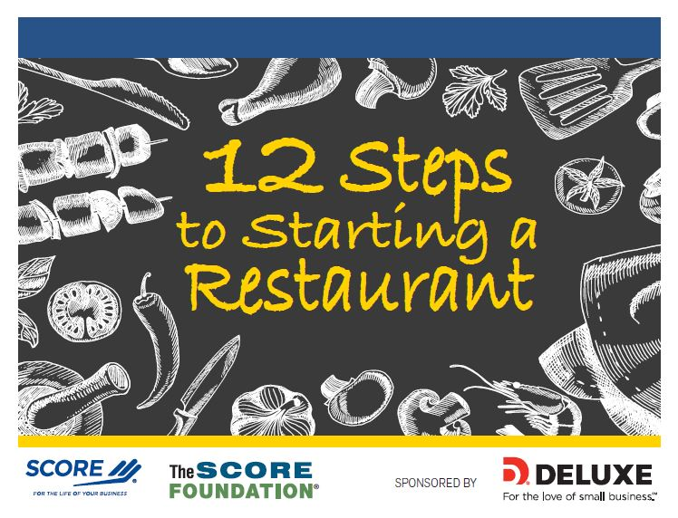 12 Steps to Starting a Restaurant