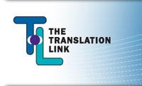 The Translation Link logo