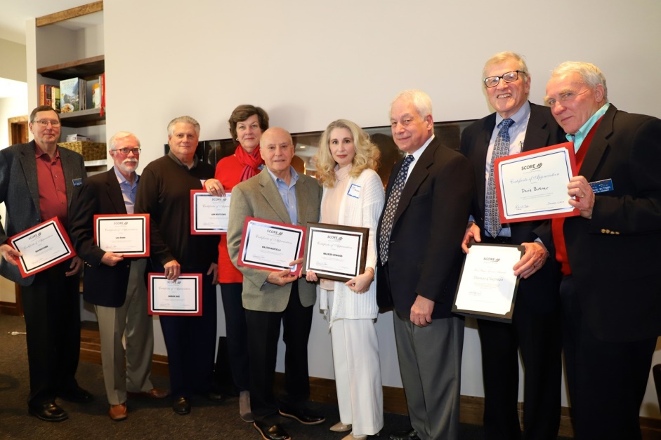 Local Chapter Celebrates Successful Year