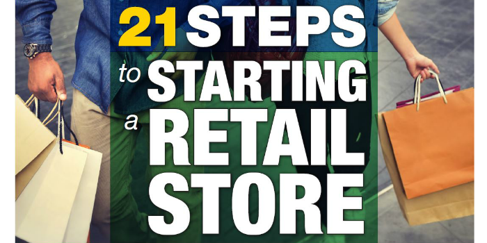 21 Steps to Starting a Retail Store