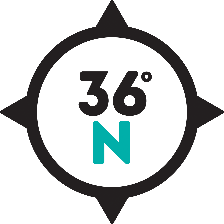 36 Degrees North
