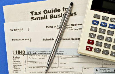 Tax Organizer: Business Entities (C Corporation, S Corporation, Partnerships)