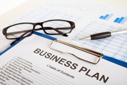 Simplified One Page Business Plan (MS Word Doc version)