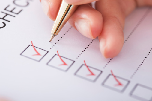 a business plan checklist key questions to answer