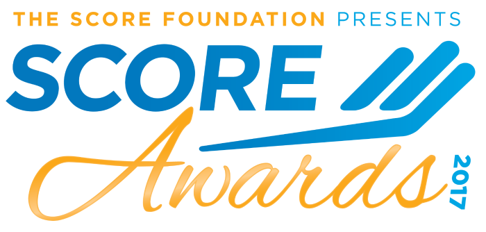 2017 SCORE Awards logo