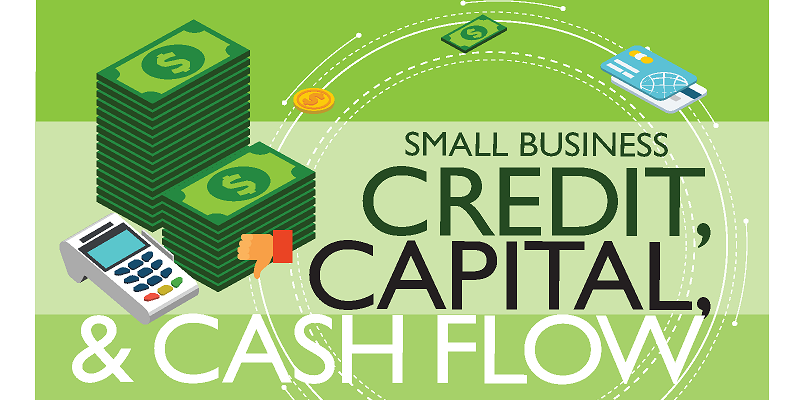 Infographic: Small Business Credit, Capital and Cash Flow