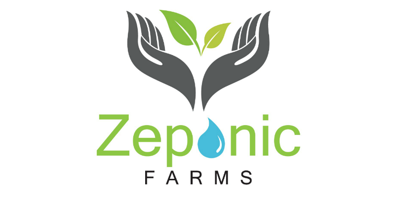 Zeponic Farms logo